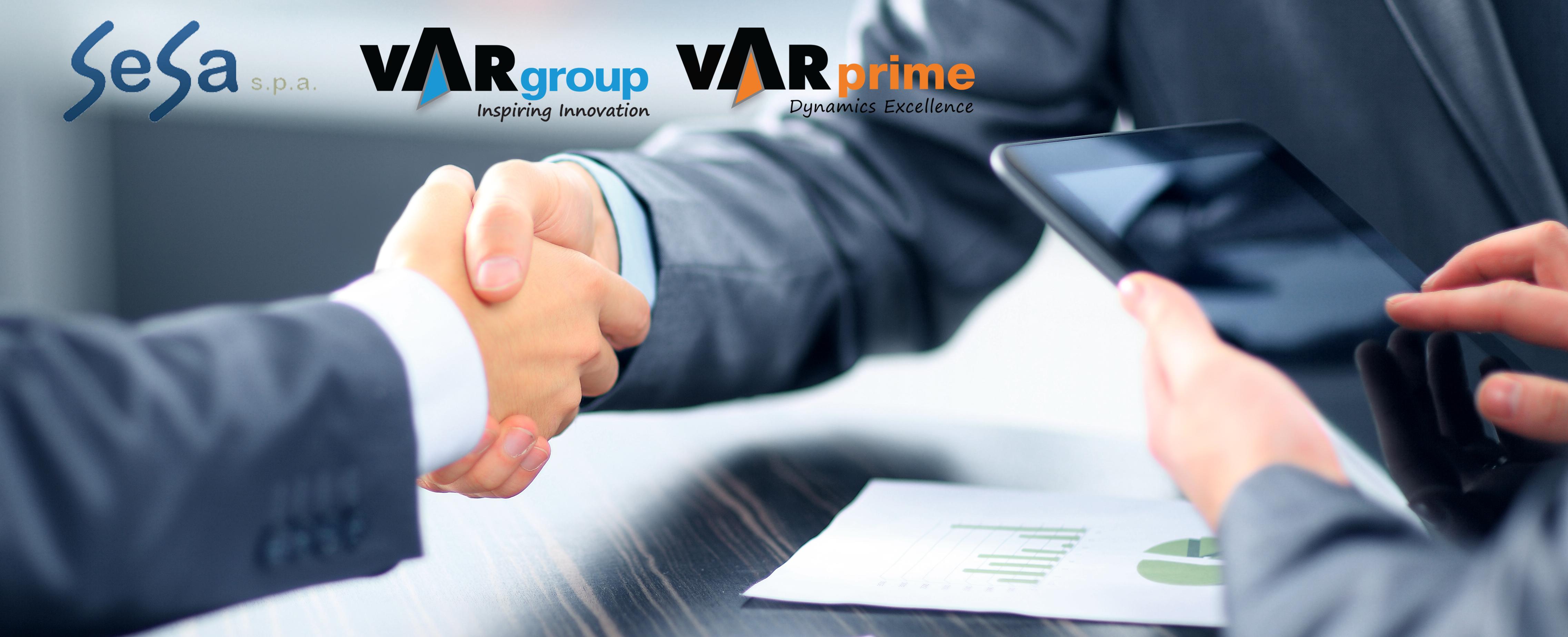 Var Groupcrea con Var Prime un polo nel settore dei servizisu piattaformaMicrosoft Dynamics per i segmenti SME e Enterprise.